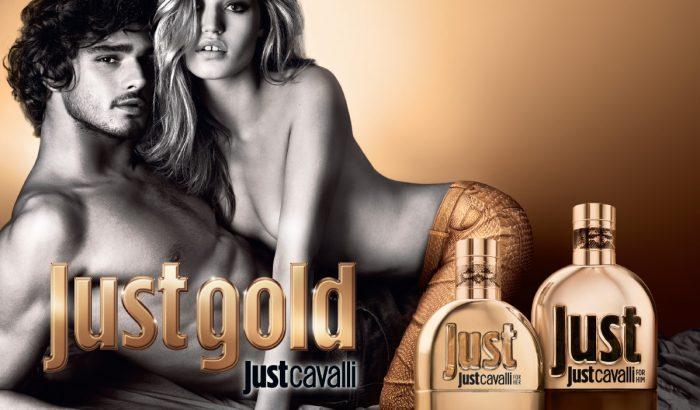 Mick Jagger lánya reklámozza a Cavalli új illatát