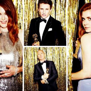 A Golden Globe-díj nyertesei