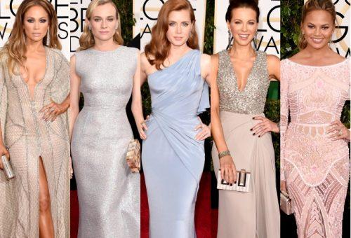 A 72. Golden Globe legmesésebb ruhái