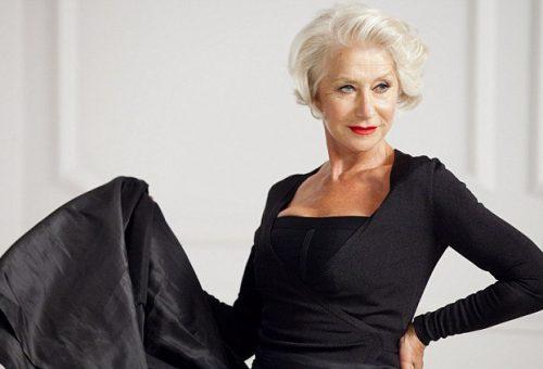 Helen Mirren a L'Oréal Paris új arca