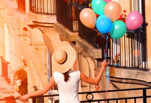 Alma Jodorowsky a Lancôme márka tavaszi kampányvideóiban
