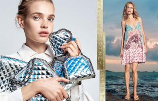 Natalia Vodianova az arca Stella McCartney márkájának