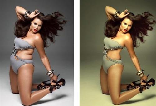 """Egy divatmárka már letette a """"semmi photoshop""""-esküt"""