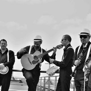 A Swing à la Django koncertje sztárvendégekkel