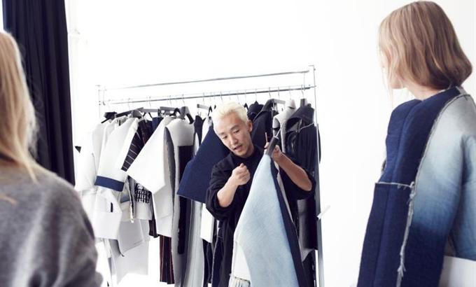 Ximon Lee lett a H&M Design Award győztese