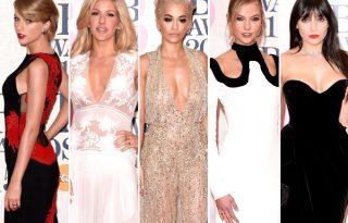 A 35. Brit Awards legmesésebb ruhái és díjazottjai