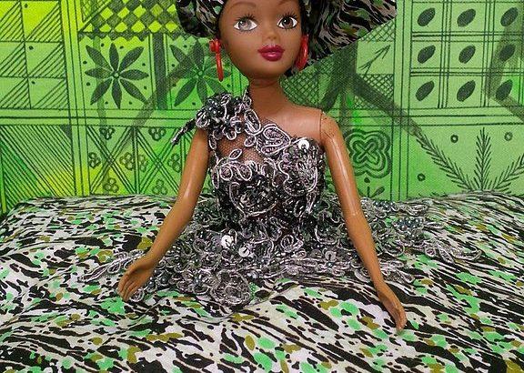 Hihetetlenül népszerűek az afrikai Barbie-babák