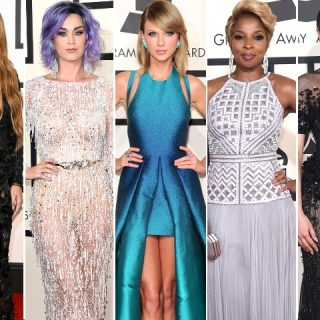 A legmesésebb ruhák a Grammy díjkiosztón