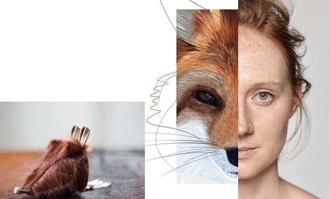 Hajdú Anett markáns, állatos kollekciót álmodott