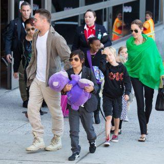 Újabb gyerek érkezik a Jolie-Pitt családba