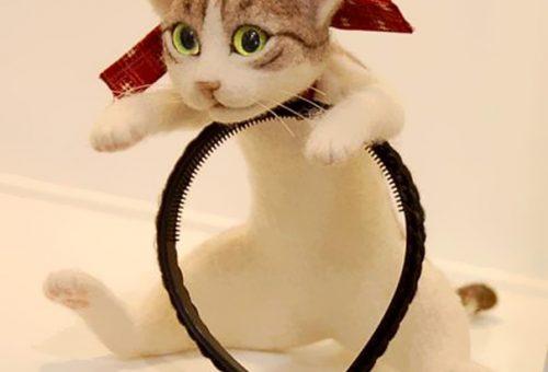 Hajpánt igazi macskarajongóknak