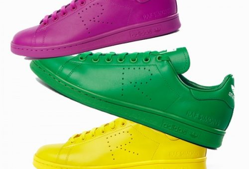 Raf Simons új Adidas cipőket tervez