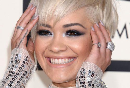 Rita Ora új frizurája a kedvencünk