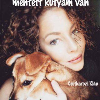 A modell és a mentett kutyus, Törpilla egymásra találása