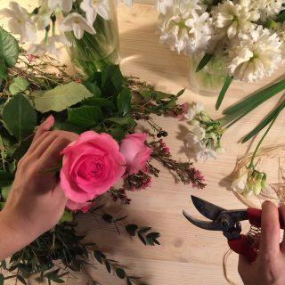 Tavaszváró virágkötészet az Arioso-val!