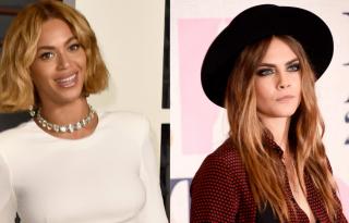 Beyoncé és Cara Delevingne közös duettre készül