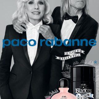 Debbie Harry és Iggy Pop parfümöt reklámoz