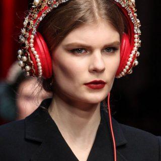 Már árulják a Dolce&Gabbana exkluzív fülhallgatóit