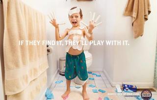 Vicces, de tanulságos reklám hívja fel a figyelmet a fegyvertartás veszélyeire