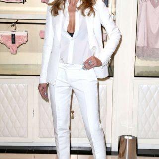 Heidi Klum bemutatta fehérneműmárkáját