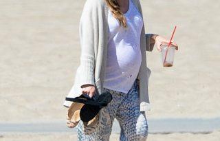 Jessica Biel hamarosan szülni fog