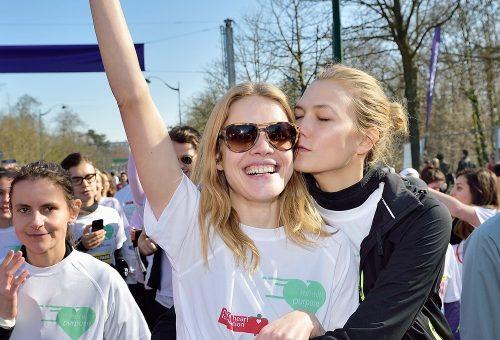 Karlie Kloss és Natalia Vodianova rekordidő alatt futott maratont