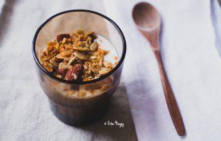 A legfinomabb reggeli: kókuszos mandulás granola