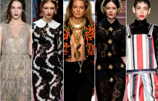 Model spotting: magyar lányok a Milánói Divathéten