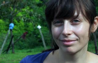 Mán-Várhegyi Réka: Az írás olyan, mint egy kiadós futás
