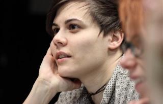 Oláh-Horváth Sára: Igyekszem megőrizni a nyitottságomat