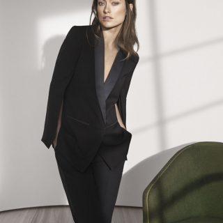 Olivia Wilde reklámozza a H&M Conscious Exclusive kollekcióját