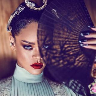 Rihanna lett a Dior új arca
