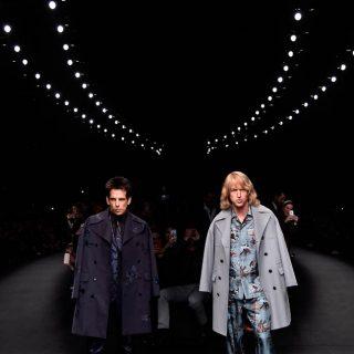 Chanel vs. Valentino: sztármodellek kontra Zoolander
