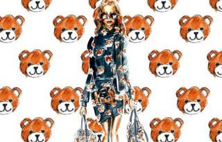 Gyönyörű divatillusztrációk sora hódítja az Instagramot
