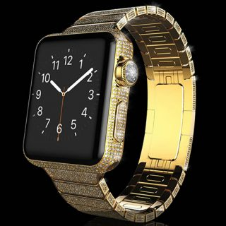 Exkluzív tervezésű Apple okosórák kerültek a piacra
