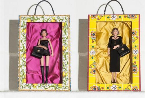 Porcelánbabákat tervezett a Dolce&Gabbana