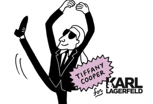 Karl Lagerfeld extra limitált kollekciót dob a piacra