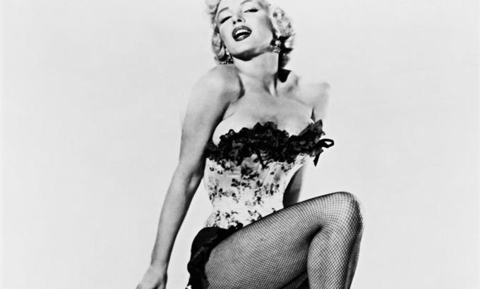 Ritka Marilyn Monroe fotókat csodálhatunk meg Lengyelországban