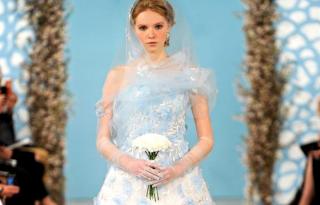 Bemutatták az új Oscar de la Renta esküvői ruhákat