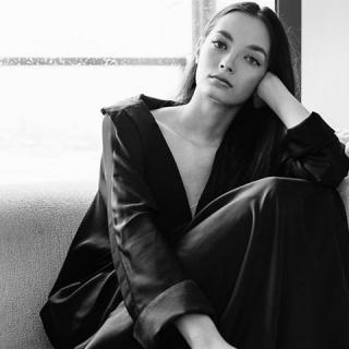Rebeka, a feltörekvő magyar szupermodell