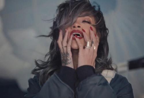 Rihanna új klipje: minden, ami Amerika