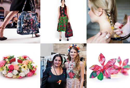 Rendhagyó divatbemutató a Romani Designtól