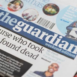 Női vezető a The Guardian élén
