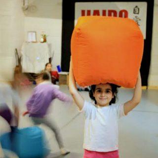 JIAIDO gyerekprogramok testnek és léleknek
