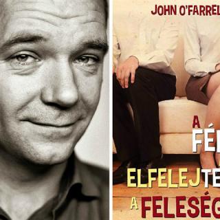 Mi már olvastuk: John O'Farrell – A férj, aki elfelejtette a feleségét