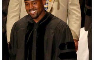 Gratulálunk Dr. Kanye Westnek!
