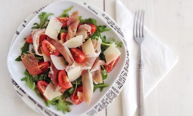Karcsúsító salátavacsora