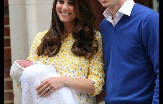 Az első fotók a hercegnőről
