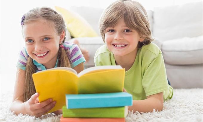Így nevelhetünk olvasni szerető gyerekeket
