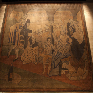 Új helyre kerül a világ legnagyobb Picasso alkotása
